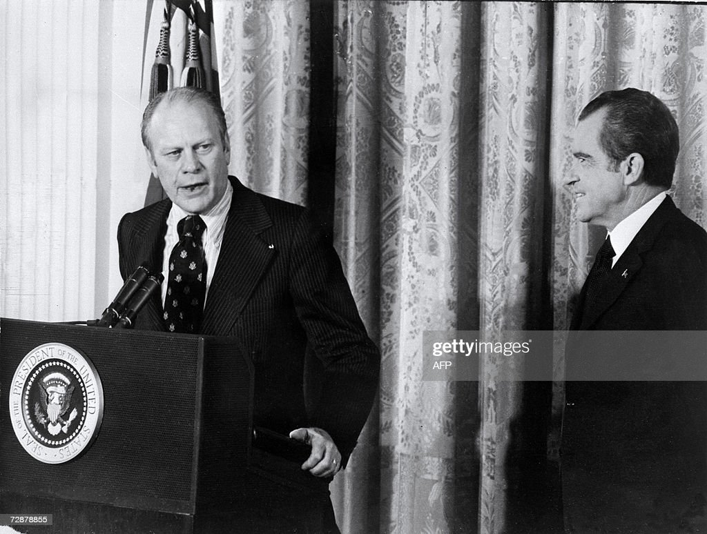 (FILES) File picture showing late US Pre : News Photo