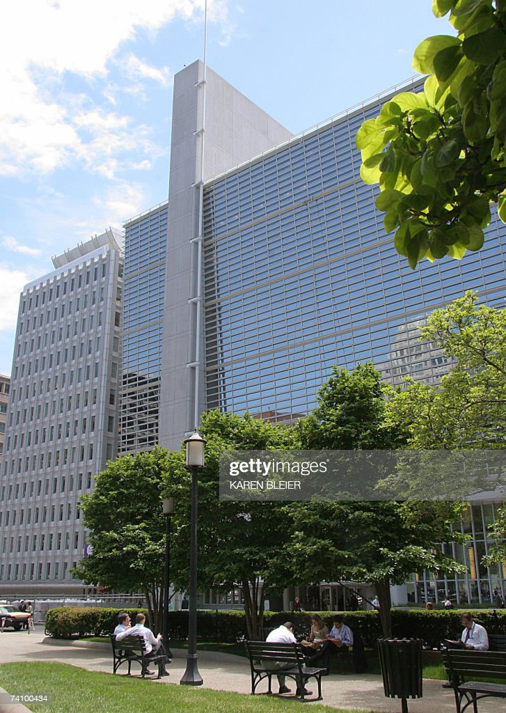 The Front Of World Bank Building Is Seen 08 May 2007 In Washington