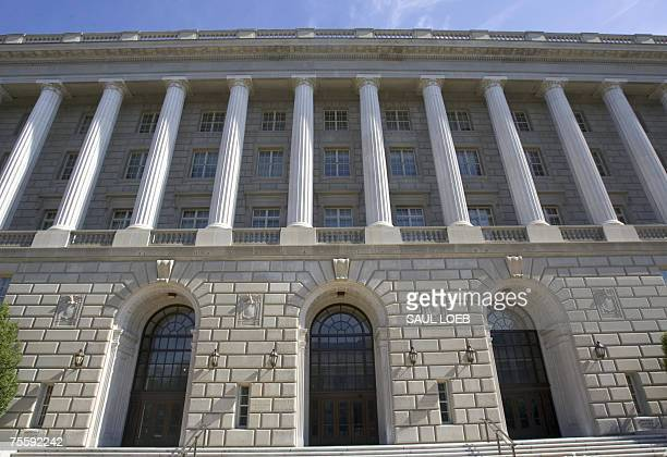 The US Internal Revenue Service building is shown in Washington DC 21 July 2007 The IRS is responsible for collecting income tax in the United...