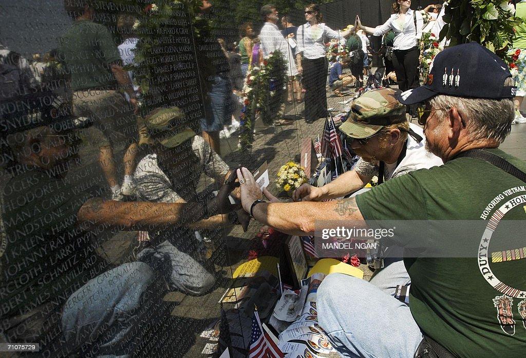 Gay vietnam war veteran