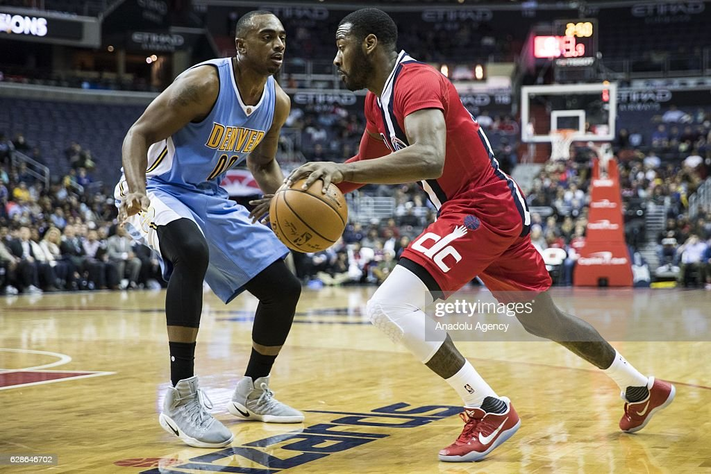 Washington Wizards vs Denver Nuggets: NBA  : News Photo