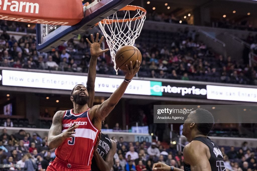 Washington Wizards vs Charlotte Hornets: NBA : News Photo