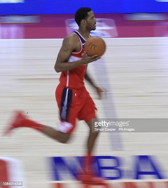Washington Wizards' Trevor Ariza during the NBA London Game 2019 at the O2 Arena London
