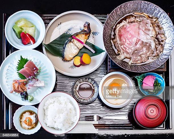 Washoku Traditional Japanese Cuisine