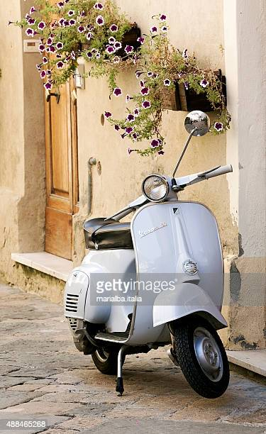 vespa - vespa brand name stock pictures, royalty-free photos & images