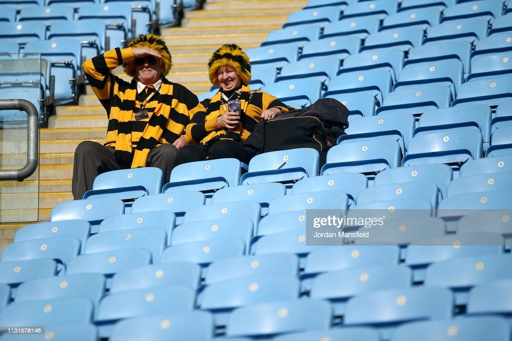 GBR: Wasps v Sale Sharks - Gallagher Premiership Rugby