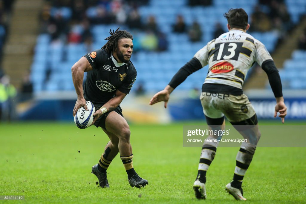 Wasps v La Rochelle -  Champions Cup : News Photo