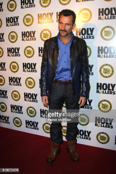 Wass Stevens attends FIRST INDEPENDENT PICTURES Presents the New York Premiere of HOLY ROLLERS at Landmark Sunshine Cinema on May 10 2010 in New York...