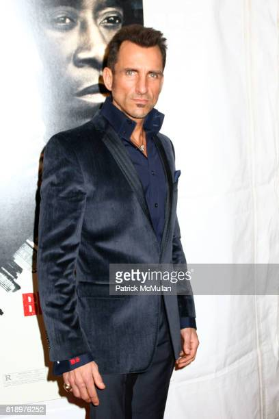 Wass Stevens attends FOR OVERTURE FILMS' Premiere Of BROOKLYN'S FINEST at AMC Loews Lincoln Square Theatre on March 2 2010 in New York City