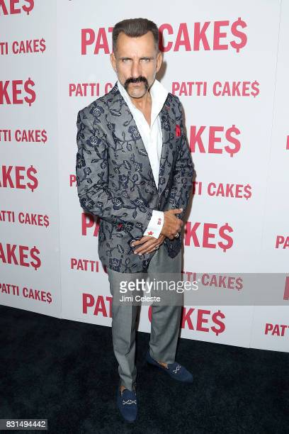 Wass Stevens attends the New York premiere of Patti Cake$ at Metrograph on August 14 2017 in New York City