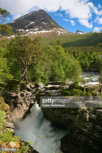 Wasserfall bei Andalsnes