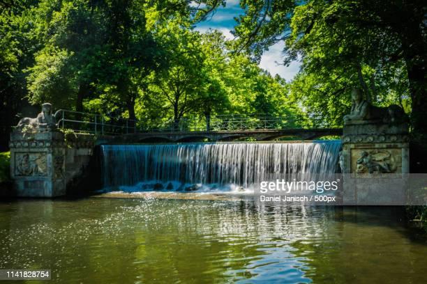 Wasserfall Voll