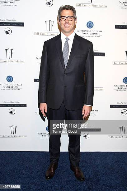 CEO Wasserman Media Group Casey Wasserman attends the National Football Foundation Leadership Hall Of Fame Luncheon honoring Casey Wasserman at...