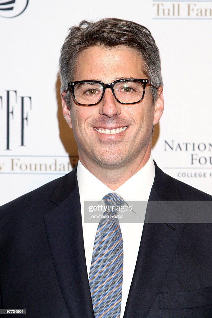 CEO, Wasserman Media Group Casey Wasserman attends the National Football Foundation Leadership Hall Of Fame Luncheon honoring Casey Wasserman at UCLA's Pauley Pavilion on November 18, 2015 in Westwood, California.