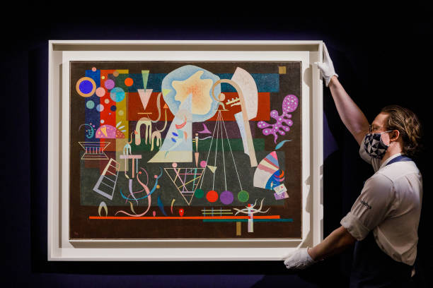 GBR: Sotheby's Modern British, Impressionist, Modern, and Contemporary Art Exhibition