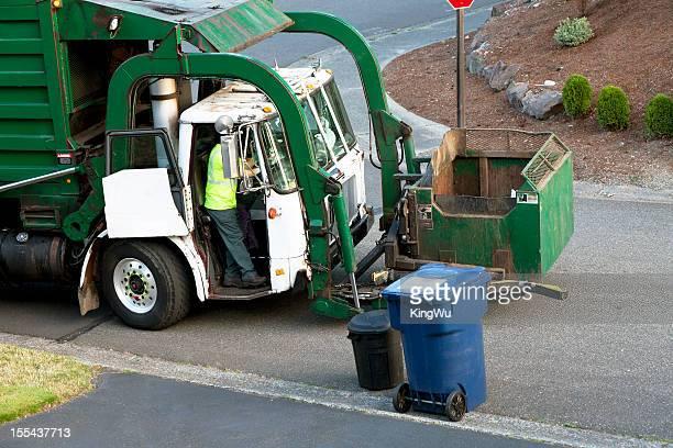 Recyclage et la gestion des déchets