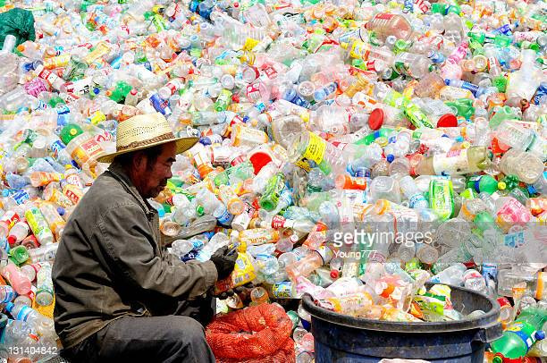 Waste recycling in China