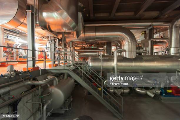 Waste-to-Energy Incineration Plant / Resource Recovery Plant
