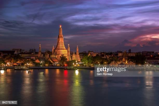 Wat Arun Temple The symbol of Bangkok