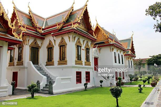 Wat Benchamabophit Bangkok Thailand