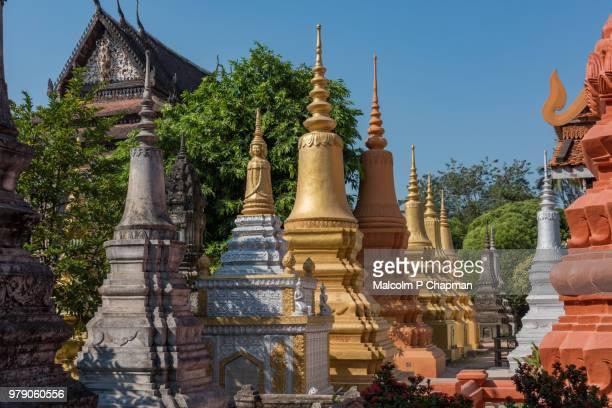 Wat Bo, Siem Reap, Cambodia