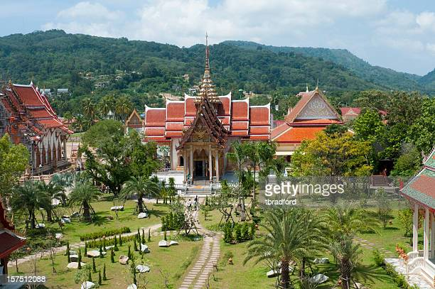 Wat Chalong In Phuket, Thailand