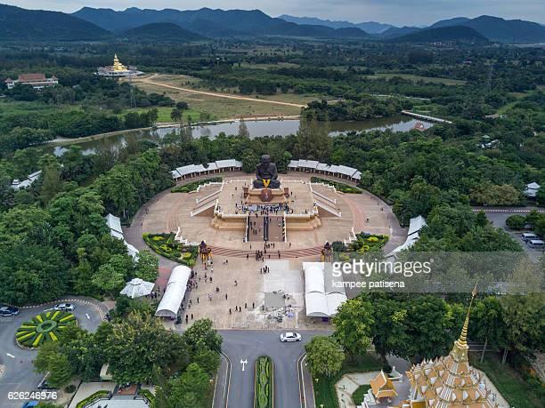 Wat Huay Mongkol in Hua Hin Thailand
