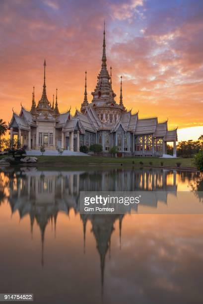 Wat Non Kum Temple, landmark of thailand