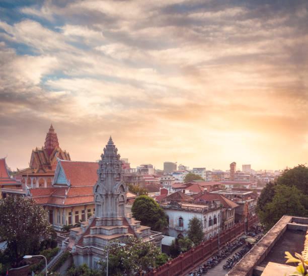 Phnom Penh, Cambodia Phnom Penh, Cambodia