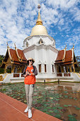 Wat Padarapirom in the forest