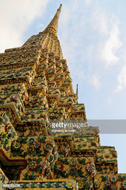 Wat Pho tower
