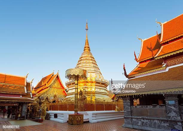 Wat phra Doi Suthep, Chiang Mai, Thailand