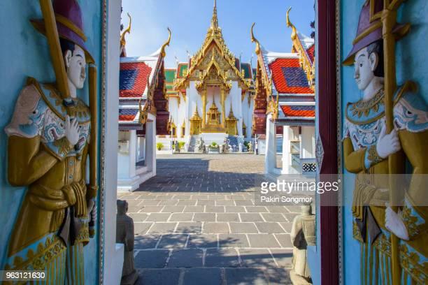 Wat Phra Kaew Ancient temple in bangkok