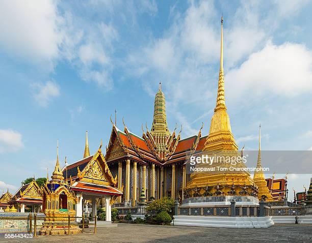 Wat Phra Kaew Bangkok Thailand
