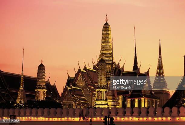 Wat Phra Keo - Thailand, Bangkok