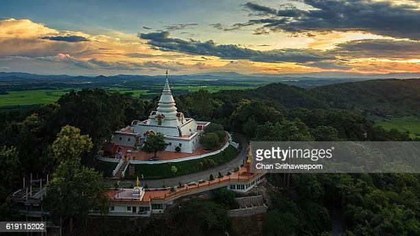Wat Phrathat Pha Ngao Pagoda , Chiangrai , Thailand