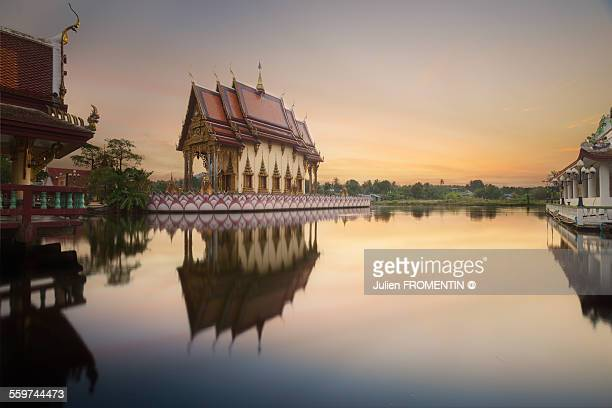 Wat Plai Laem, Koh Samui, Thailand, Asia