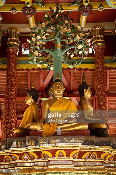 Wat Pongsanuk is a sacred temple in the Pongsanuk community of Lampang. It is estimated that this temple was erected in 1888 by Kru Ba Anochidhamma...