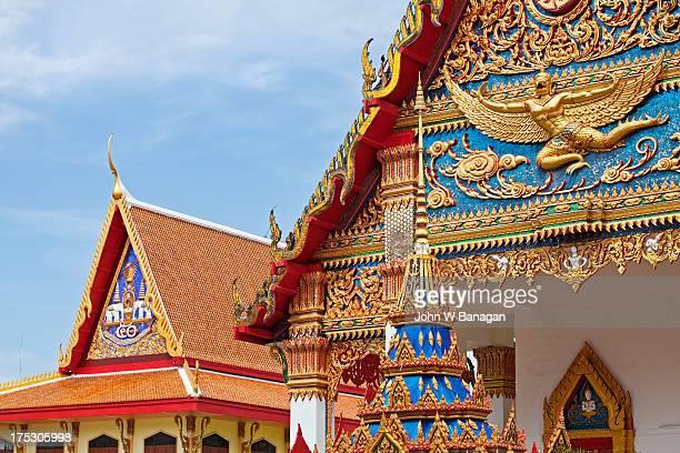 Wat Putta Mongkon, Phuket.Thailand