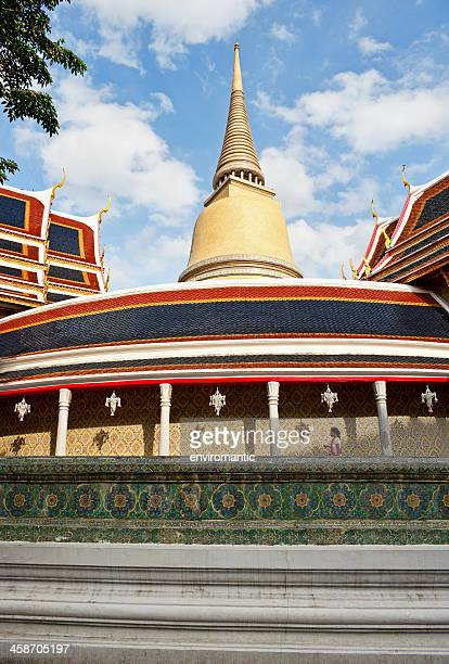 wat ratchabophit, bangkok, thailand. - wat stock pictures, royalty-free photos & images