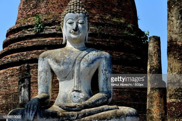 Wat Sa Si in Sukhothai, Thailand