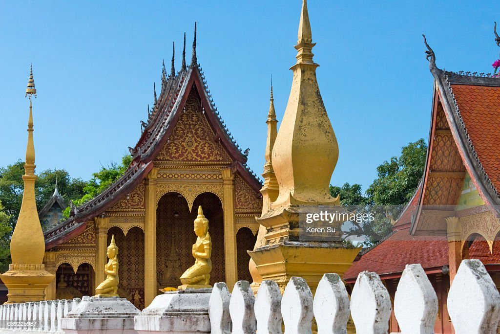 Wat Sensoukharam : Stock Photo