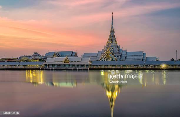 Wat SothonWararam is a temple