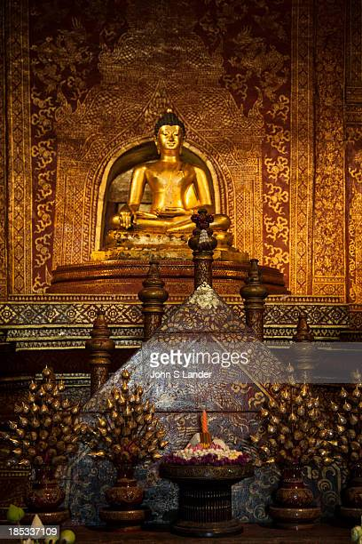 Wat Suan Dok which translates as Flower Garden Temple. The Chiang Mai campus of the Buddhist Mahachulalongkornrajavidyalaya University is housed...