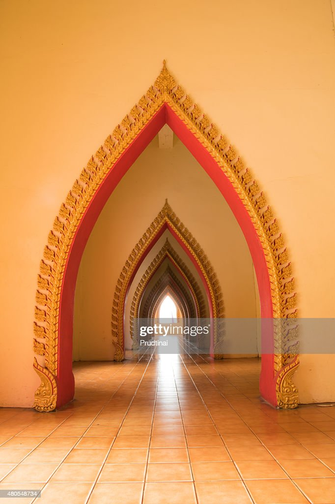 Wat Thai : Foto de stock
