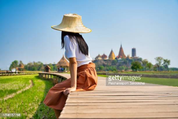 wat tham sue in kanchanaburi in thailand - カンチャナブリ県 ストックフォトと画像