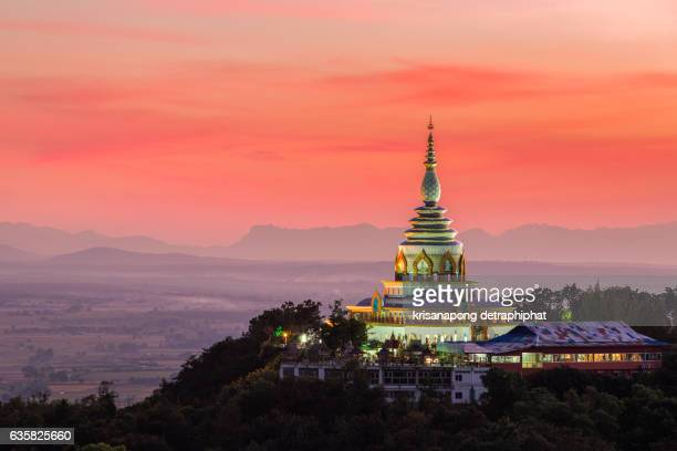 wat thaton temple in chiang mai .,thailand. - khmer art stock photos and pictures