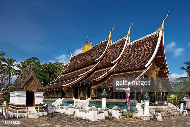 Wat Xieng Thong - Buddhist temple in Luang Prabang