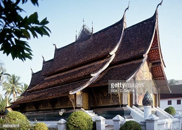 Wat Xieng Thong Luang Prabang Laos 16th20th century