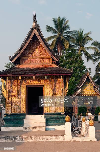 Wat Xieng Thong, Reclining Buddha sanctuary